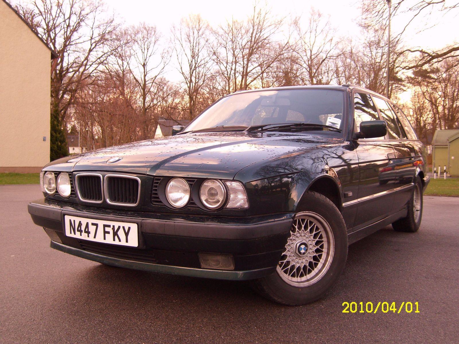 My E34 520 Touring