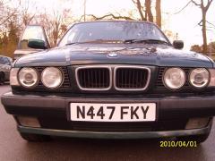 My E34 520 Touring 5