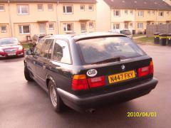 My E34 520 Touring 3