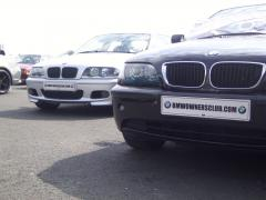 BMW Owners Club Meets
