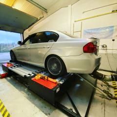 Project330D on the Dyno *First Run*